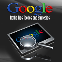 Google Traffic Tips, Tactics and Strategies - eBook download